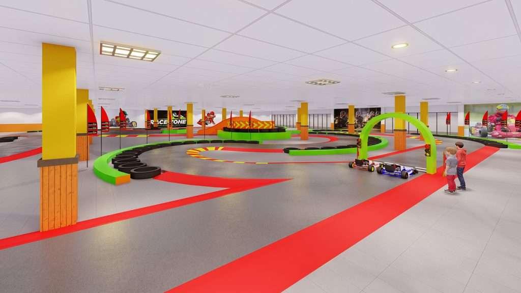 RaceParx Mini Karting Center